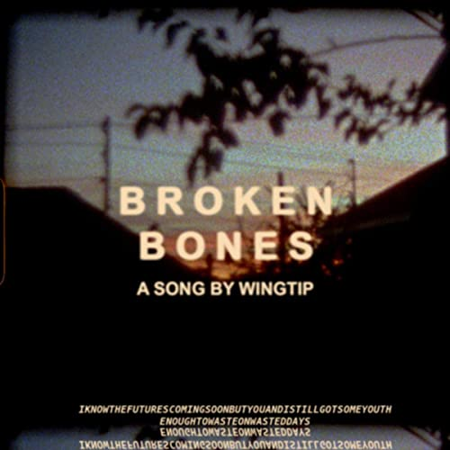 On April 17th, Wingtip released a single, Broken Bones. A portion of the proceeds from both the video and song was donated to the Ally Coalition to support our work and LGBTQ youth across the country.