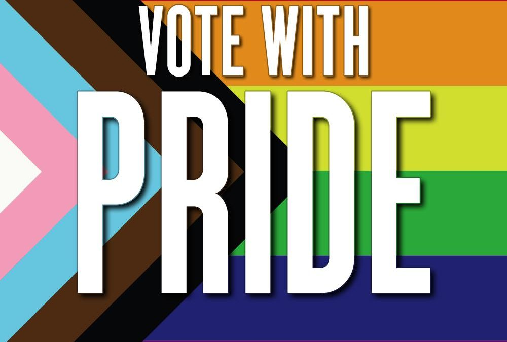 Headcount Vote With Pride Campaign