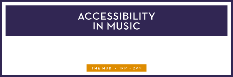 Accessibility in Music